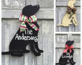 Dog Door hanger -most dogs available