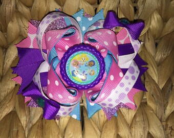 Bubble Guppies Hairbow