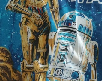 Star Wars Empire Strikes Back Flat Sheet Twin