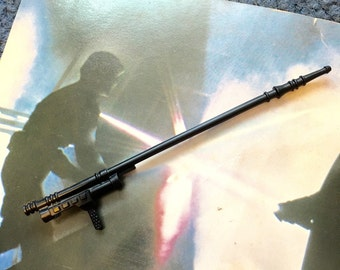 vintage Star Wars Return of the Jedi ROTJ Skiff guard weapon only