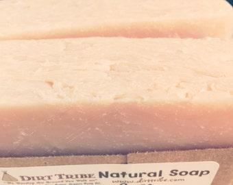 Rose Geranium Soap - Made with Organic Ingredients
