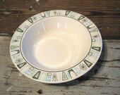 """Large TST Taylorstone """"Cathay"""" Serving/Vegetable Bowl"""