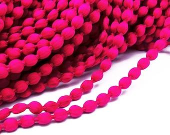 1.0 Cm Wide Braided Trim Designer Sewing Trim Indian Sari Border Lace Craft Trimmings Decorative Ribbon Green Trim By 9 Yard RT1587E
