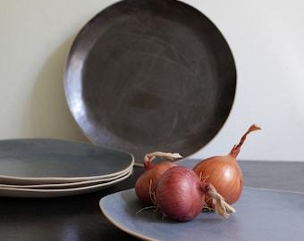 wabi sabi dinner plates