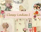 Classy Ladies I (Digital)