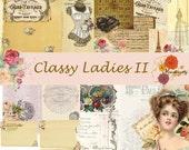 Classy Ladies II (Digital)
