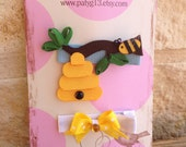 The Beehive Ribbon Sculpture Set