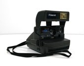 Polaroid 636 CloseUp automatic camera / Tested & working