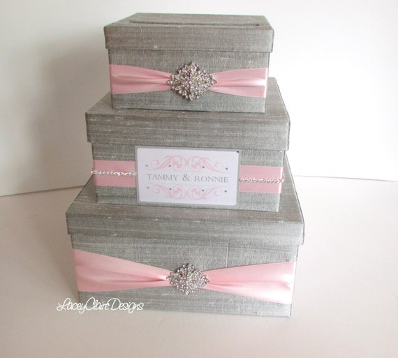 Wedding Gift Card Box,Money Box, Envelope Holder, Reception Cardbox ...