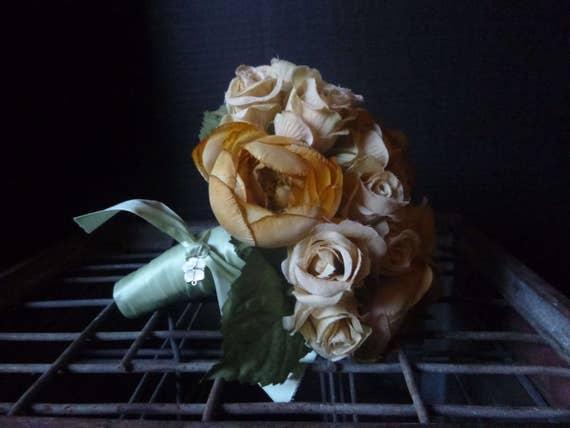 Autumn Brides-Maid Bouquet