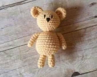 Teddy Bear, Mini Bear, Bear Snuggle, Baby Bear, Photography Prop, Newborn Bear