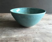 Large Ceramic Bowl, Handmade Pottery, Serving Dish, Fruit Bowl, Tabletop, Ceramic Wedding Gift