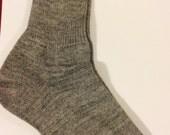 Alpaca Light Weight Dress Socks - Women's Light Gray