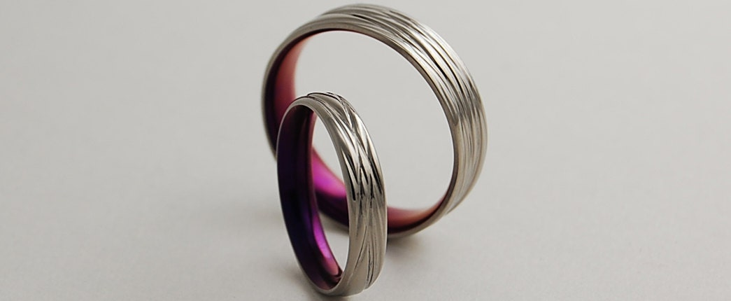 titanium rings wedding rings promise rings titanium