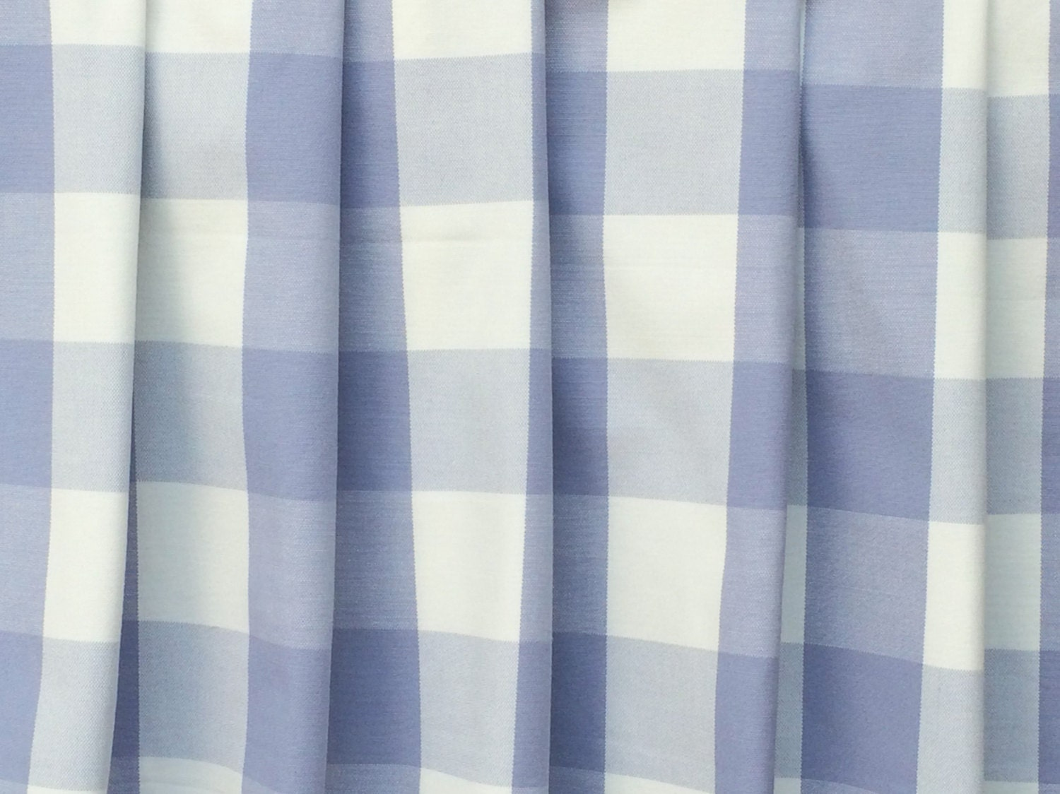 Blue And White Check Curtain Fabric Curtain Menzilperde Net
