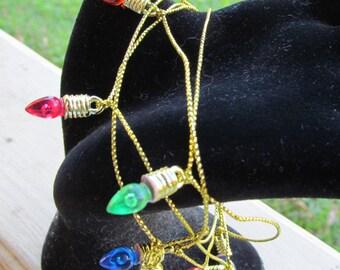 Christmas Lights Bracelet C 5