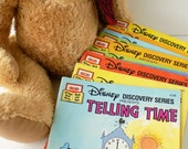 Disney Discovery Series. Ten Children's Books for Early Learning. Preschool Books. Kindergarten Age. Homeschool Books. Mickey Mouse.