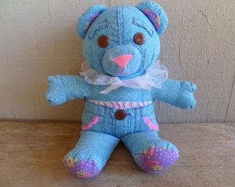 Doodle Pets Bear Tyco 1990's