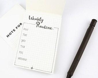 Notebook Refill for Midori Traveler's Notebook Midori Insert Paper Refill for Midori Notebook