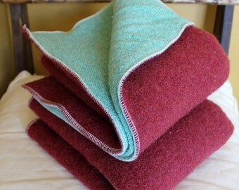 Recycled Wool change pad