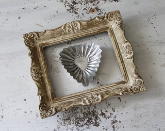 Small Ornate Vintage Frame