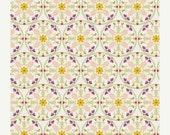 ON SALE - Caravan Green BOH-504 - Bohemian Soul - Art Gallery Fabrics - Patricia Bravo - By the Yard