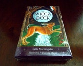 The Wicca Deck - Tarot deck, tarot cards, Wiccan, Pagan, Occult, Witchcraft