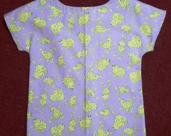 Hospital Gown for a Small Child - Five Patterns to Choose From - Handmade