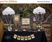 SALE Army Party Package Printable DIGITAL Party