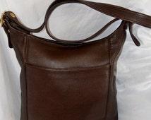 Summer Blow Out COACH~Coach Bag~Coach SOHO~ Bucket Bag~ Feed Bag~Brown Coach Bag
