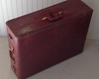 Vintage Samsonite Suitcase 2-handled Style 4939