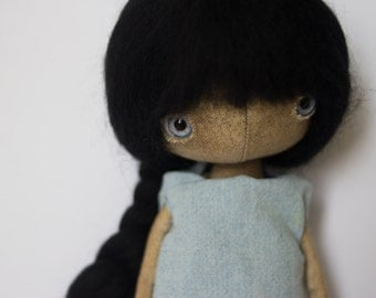 totootse art doll #170