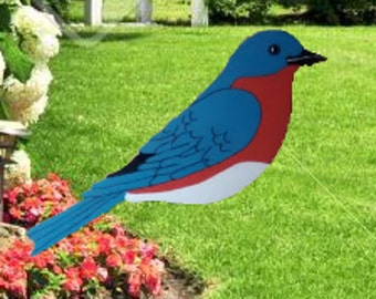 Bluebird Lawn Ornament