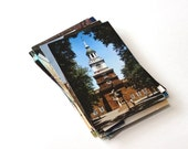 25 Vintage Philadelphia Pennsylvania Chrome Unused Postcards Blank - Travel Wedding Guest Book, Reception Decor, Travel Journal Supplies