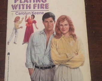 Nancy Drew Playing With Fire