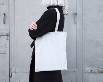 SALE- Grey tote bag