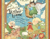 Graphic 45 - Graphic 45 12 X 12 - Mother Goose Collection - Mother Goose - Retired