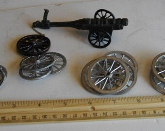 Assortment of Wheels for Modeling/Repair