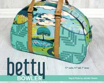 Betty Bowler Bag Swoon Sewing Patterns
