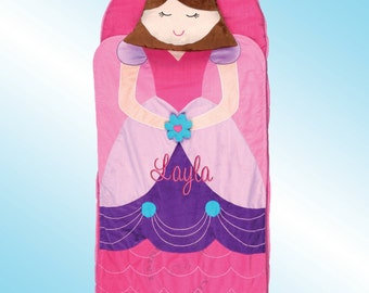Nap Mat - Personalized and Embroidered - PRINCESS