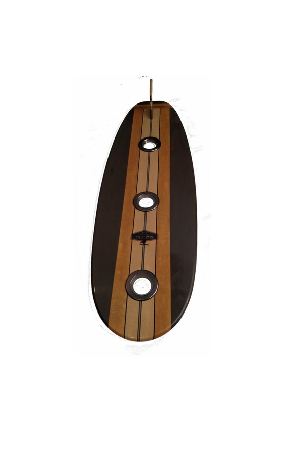 Planche De Surf Piscine Table Billard Jeu Salle Bar Par Markersix