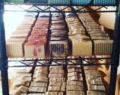 YOU PICK- 3 of your favorite bars of handmade, cold process soap
