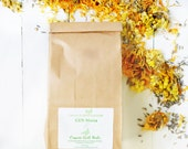 Postpartum Bath Herbs - Herbal Sitz Bath - Organic Bath - Healing Herbs - Herbal Soak - Postpartum care - Postpartum Healing