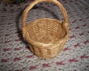 Wicker Craft Baskets