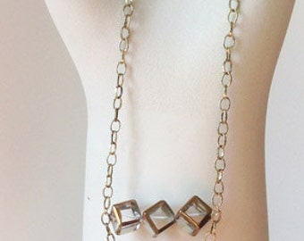 Bold Geometric Necklace