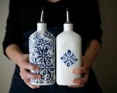Oil and vinegar set / Pour l'huile et le vinaigre / artetmanufacture