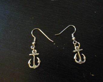 Anchors Away! earrings