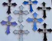 Custom Order 8 Crosses for Marilyn