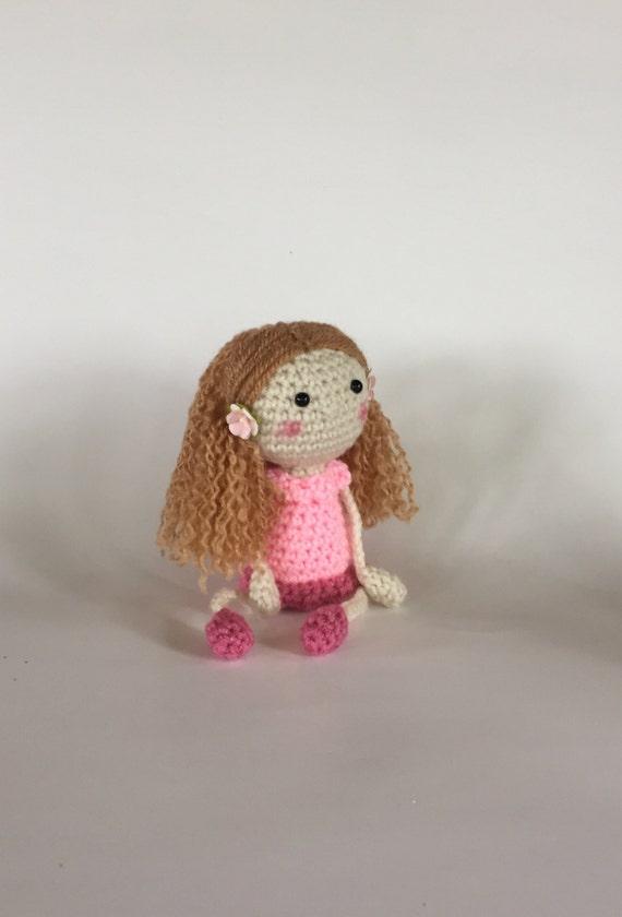 Amigurumi Doll Legs : Hand Crocheted Doll floppy legs and arms Handmade Doll