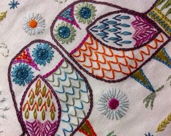Owl Sampler
